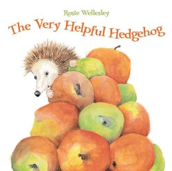 The Very Helpful Hedgehog (Paperback)