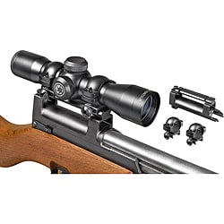 Barska Contour 4x32 Riflescope with SKS Base