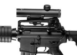 Barska 4x20 M-16/ AR Tactical Electro Sight