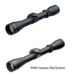 Leupold VX-2 2-7x33mm Matte Finish Rifle Scope