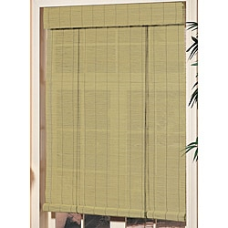 30 x 72 inch Premium Matchstick Blind in Willow