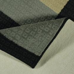 Superstition Woven Beige Rug (5' x 7')