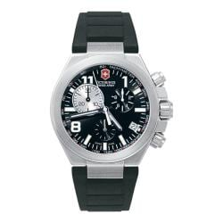 Victorinox Swiss Army Men's Convoy Black Dial Chronograph Watch