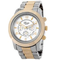 Breda Women's Jordan Oversized Two-tone Watch