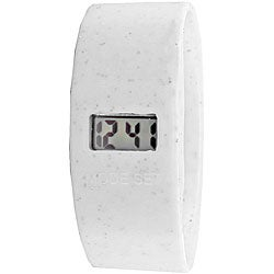 Breda Women's 'Kate' White Glittery Sport Watch