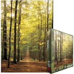 Jigsaw Puzzle 1000 Pieces -Forest Path
