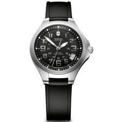 Victorinox Swiss Army Women's Base Camp Black Dial Watch