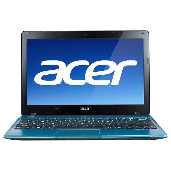 "Acer Aspire One 725 AO725-C62bb 11.6"" LED Netbook - AMD C-Series C-60"