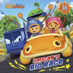 Umicar's Big Race (Novelty book)