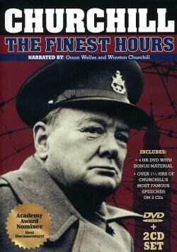 Churchill: The Finest Hours (DVD)