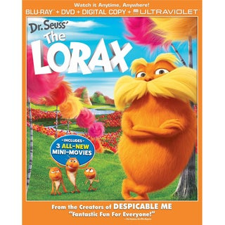 Dr. Seuss' The Lorax (Limited Edition) (Blu-ray/DVD)
