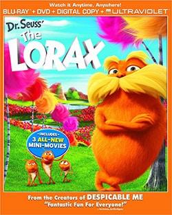 Dr. Seuss' The Lorax (Blu-ray/DVD)