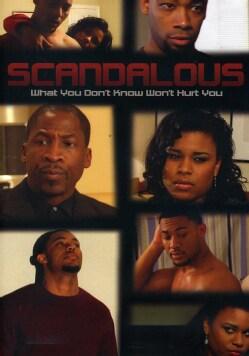 Scandalous (DVD)