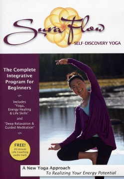 Sura Flow Yoga: Complete Beginners Program: Energy Healing, Yoga & Meditation (DVD)