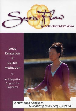 Sura Flow Yoga: Deep Relaxation & Guided Meditation for Beginners (DVD)