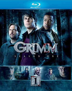 Grimm: Season One (Blu-ray Disc)