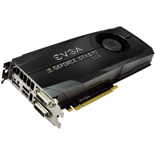 EVGA GeForce GTX 670 Graphic Card - 1006 MHz Core - 2 GB GDDR5 SDRAM