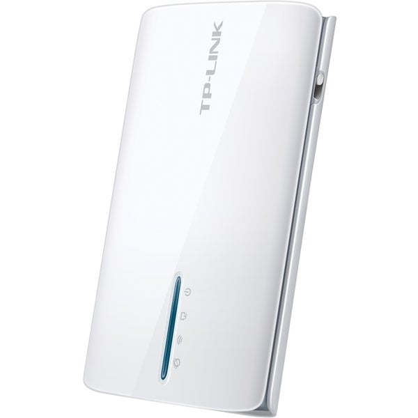 TP-LINK TL-MR3040 3G/4G Wireless N150 Portable Router, Battery Powere