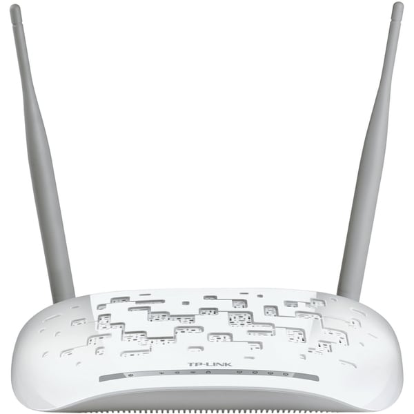 TP-LINK TD-W8961ND Wireless N300 ADSL2+ Modem Router, 2.4Ghz 300Mbps,