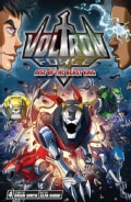 Voltron Force 4: Rise of the Beast King (Paperback)