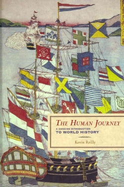 The Human Journey: A Concise Introduction to World History (Hardcover)