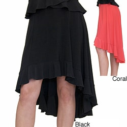 Shining Star Women's Versatile Cascade Skirt