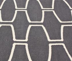 nuLOOM Handmade Flatweave Moroccan Trellis Grey Wool Rug (7'6 x 9'6)