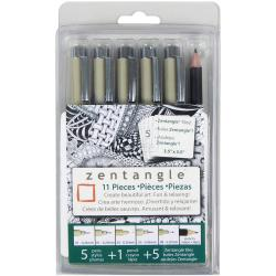 Zentangle 11 Piece Set