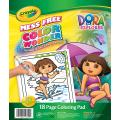 Color Wonder Coloring Pad-Dora The Explorer