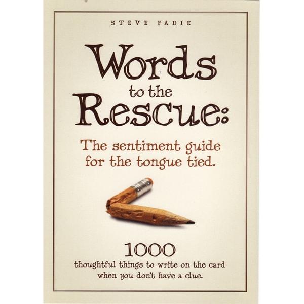 Orange Sky Books-Words To The Rescue