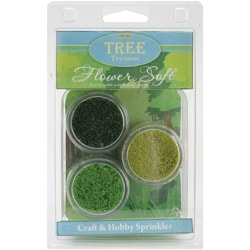 Flower Soft Clam Kits 3/Pkg-Tree