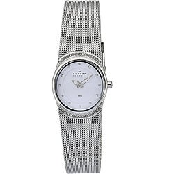 Skagen Women's Element White Dial Watch