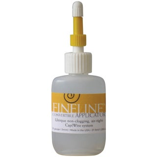 20 Gauge Fineline Convertible Applicator-1.25oz Refillable Bottle