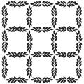 "Crafter's Workshop Templates 6""X6""-Leaf Grid"