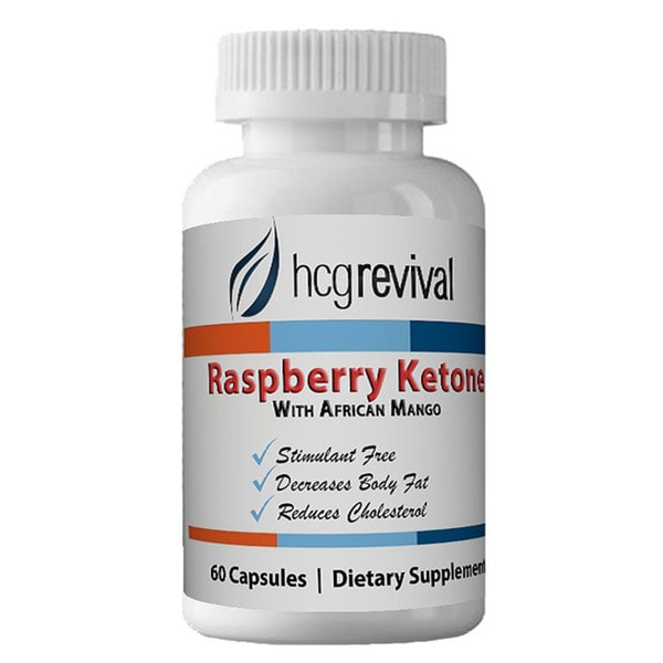 Raspberry Ketone Dietary Supplement (60 capsules) 250 mg