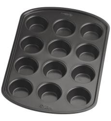 Perfect Results Mini Muffin Pan 12 Cavity