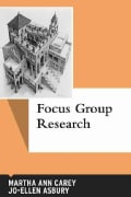 Focus Group Research (Hardcover)