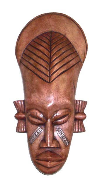 Frafra Mask , Handmade in Ghana