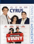 Cyrus/My Cousin Vinny (Blu-ray Disc)