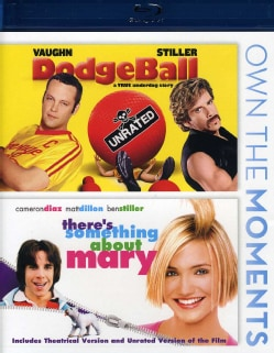 Dodgeball/There's Something About Mary (Blu-ray Disc)