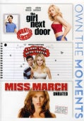 The Girl Next Door/I Love You Beth Cooper/Miss March (DVD)
