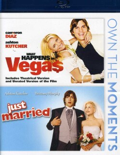 What Happens In Vegas/Just Married (Blu-ray Disc)