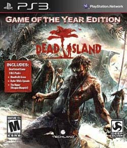PS3 - Dead Island: Game of the Year