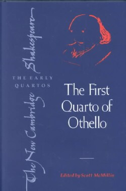 The First Quarto of Othello (Hardcover)