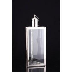 Three-sided Large Candle Lantern Lamp