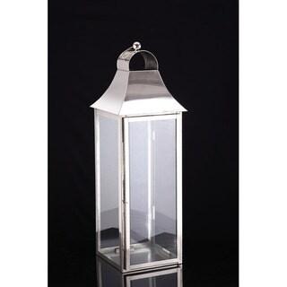 Large Square Candle Lantern Lamp
