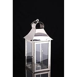 Small Square Candle Lantern Lamp