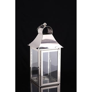 Small Square Candle Lantern Lamp