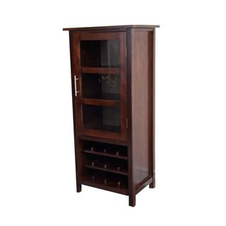 Franklin High Storage Wine Rack