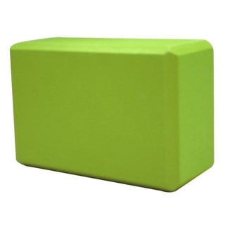 Yoga Saver Green Foam Block